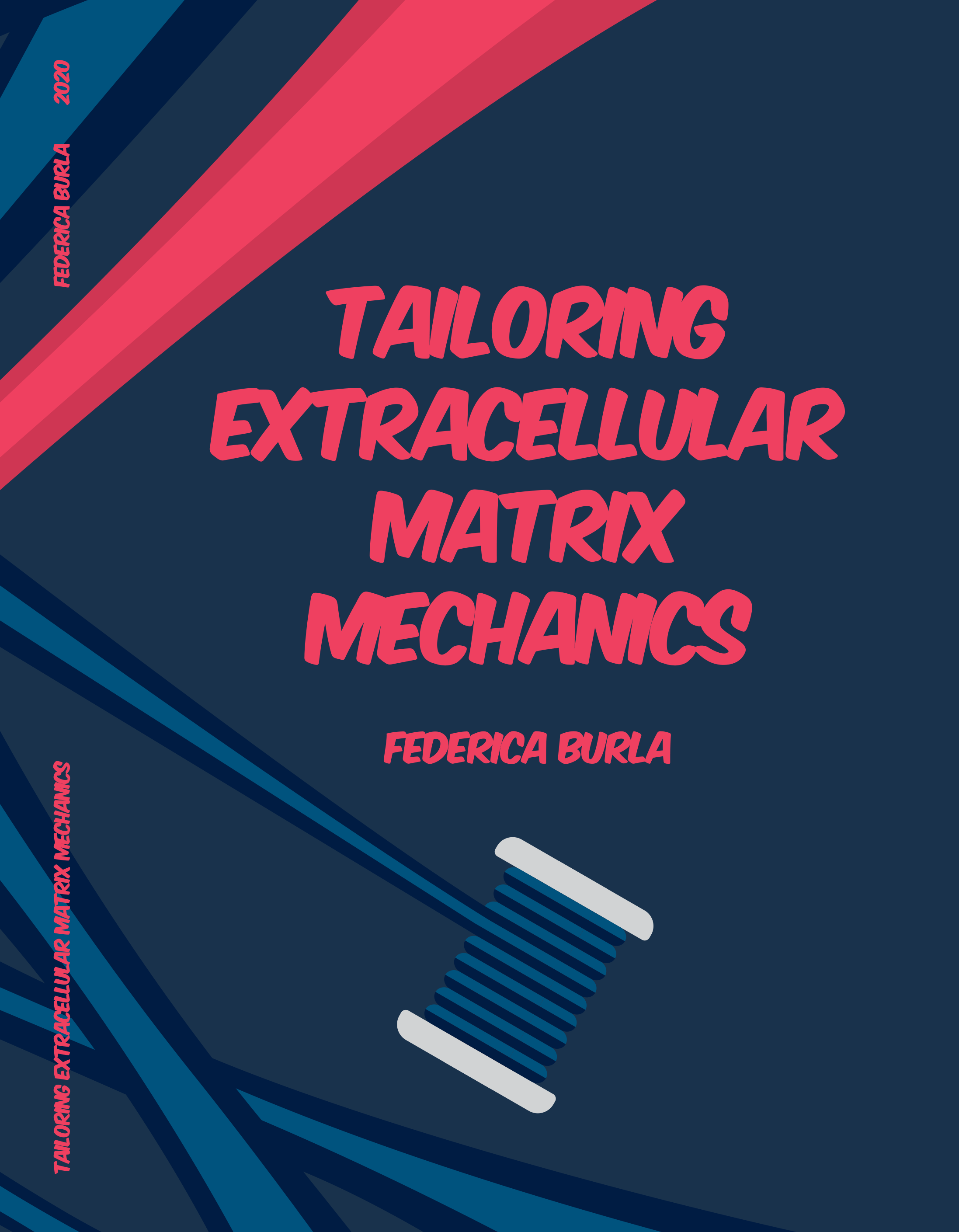 Cover of Tailoring Extracellular Matrix Mechanics