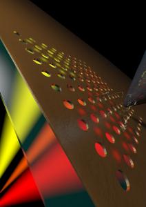 photonic materials albert polman plasmo-electric effect