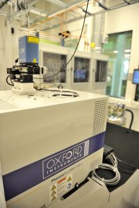 cleanroom plasmapro 100 HJB4032 amsterdam nanocenter
