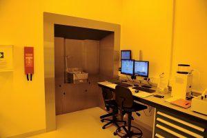 cleanroom plasmapro 100 HJB4051 amsterdam nanocenter