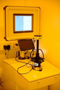 cleanroom xef2 etcher HJB4055 amsterdam nanocenter